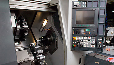 Horizontal and Vertical CNC Machining